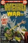 Weird War Tales #7 comic books for sale