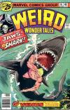 Weird Wonder Tales #16 comic books for sale