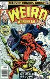 Weird Wonder Tales #22 comic books for sale