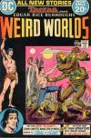 Weird Worlds comic books