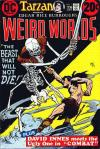 Weird Worlds #5 comic books for sale