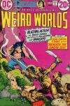 Weird Worlds #6 comic books for sale