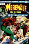 Werewolf By Night #14 comic books for sale