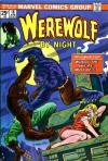 Werewolf By Night #18 comic books for sale