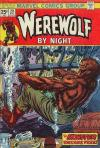Werewolf By Night #20 comic books for sale