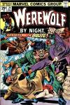 Werewolf By Night #24 Comic Books - Covers, Scans, Photos  in Werewolf By Night Comic Books - Covers, Scans, Gallery