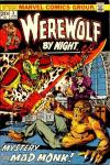 Werewolf By Night #3 comic books for sale