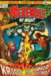 Werewolf By Night #8 comic books for sale