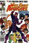 West Coast Avengers #1 comic books for sale