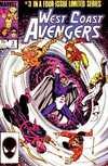 West Coast Avengers #3 comic books for sale