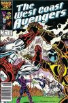 West Coast Avengers #11 comic books for sale