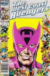 West Coast Avengers #14 comic books for sale