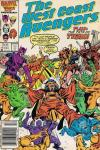 West Coast Avengers #15 comic books for sale