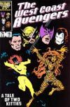 West Coast Avengers #16 comic books for sale