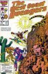 West Coast Avengers #17 comic books for sale