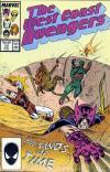 West Coast Avengers #20 comic books for sale