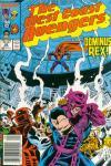 West Coast Avengers #24 comic books for sale