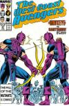 West Coast Avengers #27 comic books for sale