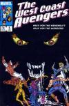 West Coast Avengers #5 comic books for sale