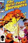 West Coast Avengers #6 comic books for sale