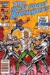 West Coast Avengers #7 comic books for sale