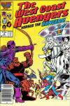 West Coast Avengers #8 comic books for sale