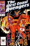 West Coast Avengers #9 comic books for sale