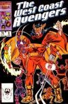 West Coast Avengers #9 comic books for sale