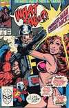 What The -- ?! #8 comic books for sale
