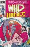 Wild Things Comic Books. Wild Things Comics.