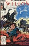 Willow comic books