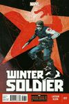 Winter Soldier #17 Comic Books - Covers, Scans, Photos  in Winter Soldier Comic Books - Covers, Scans, Gallery