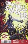 Winter Soldier #19 Comic Books - Covers, Scans, Photos  in Winter Soldier Comic Books - Covers, Scans, Gallery