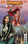 Witchblade/Red Sonja Comic Books. Witchblade/Red Sonja Comics.