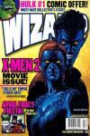 Wizard Magazine #140 comic books for sale