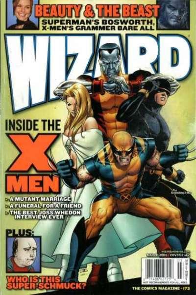Wizard Magazine #173 comic books for sale