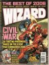 Wizard Magazine #183 comic books for sale