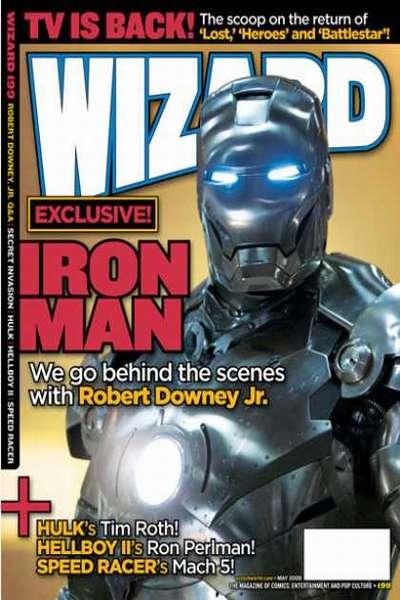 Wizard Magazine #199 comic books for sale