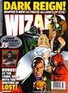 Wizard Magazine #207 comic books for sale