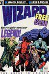Wizard Magazine #31 comic books for sale
