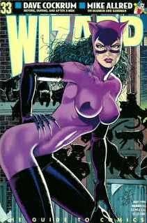 Wizard Magazine #33 comic books for sale