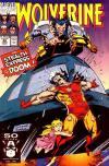 Wolverine #40 comic books for sale