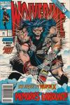 Wolverine #48 comic books for sale