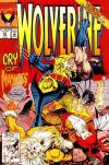 Wolverine #51 comic books for sale