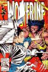 Wolverine #56 comic books for sale