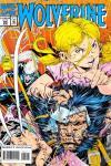 Wolverine #84 cheap bargain discounted comic books Wolverine #84 comic books