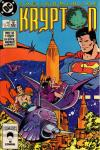 World of Krypton # comic book complete sets World of Krypton # comic books