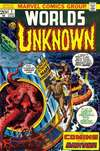 Worlds Unknown # comic book complete sets Worlds Unknown # comic books