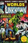 Worlds Unknown #2 comic books for sale