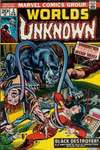 Worlds Unknown #5 comic books for sale